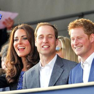 Catherine, Duchess of Cambridge, Kate Middleton, Prince William, Duke of Cambridge, Prince Harry