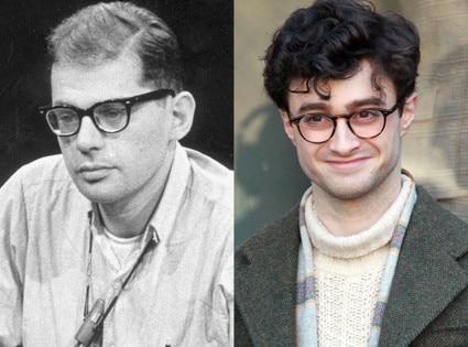 Allen Ginsberg, Daniel Radcliffe