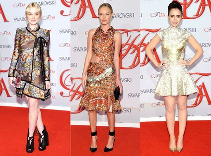 Dakota Fanning, Kate Bosworth, Lily Collins