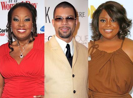 Star Jones, Al Reynolds, Sherri Shepherd