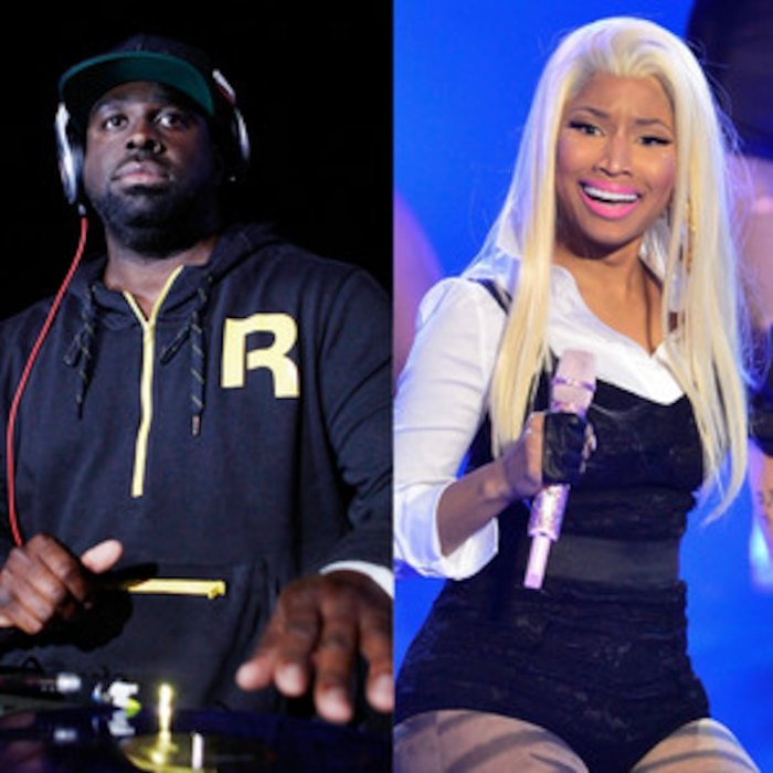 Nicki Minaj, DJ Funkmaster Flex