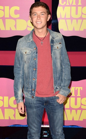 Scotty McCreery, CMT Awards