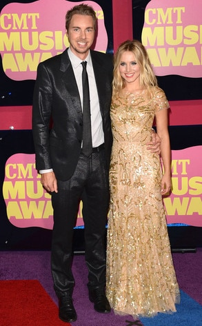 CMT Awards, Dax Shepard, Kristen Bell
