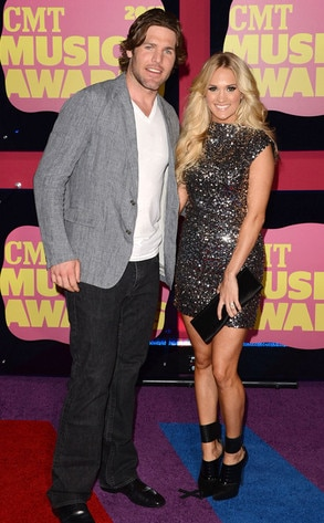 CMT Awards, Mike Fisher, Carrie Underwood