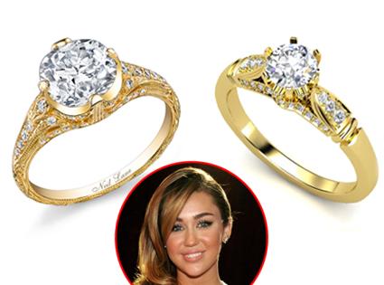 Neil Lane, Gemvara ring, Miley Cyrus