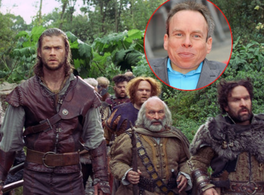Snow White and the Huntsman, Warwick Davis
