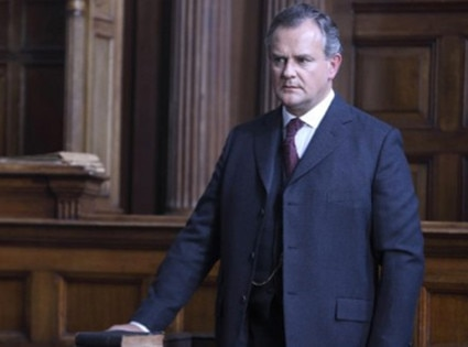 Hugh Bonneville, Downton Abbey from Emmy Contenders: Lead ...