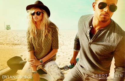 Kellan Lutz, Kate Upton Dylan George and Abbot and Main
