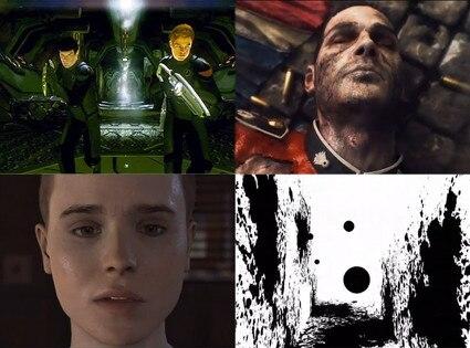 E3 games