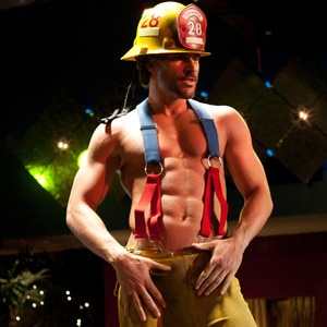 Magic Mike, Joe Manganiello
