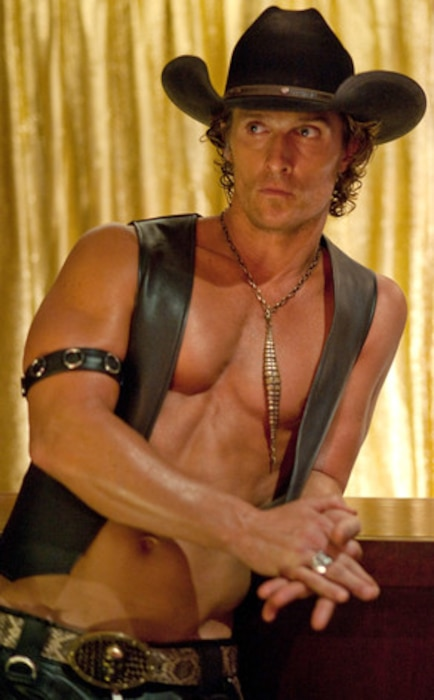 Magic Mike, Matthew McConaughey