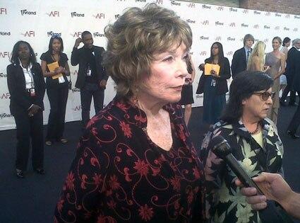 Shirley MacLaine, Twit Pic