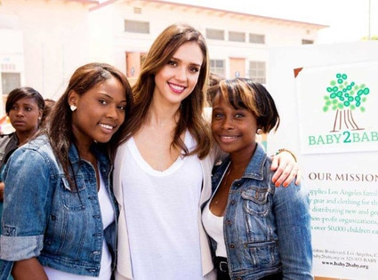 Jessica Alba, Do-Gooders Gallery