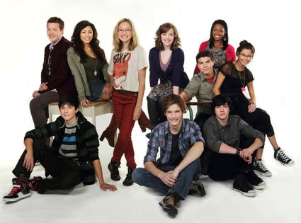 Degrassi cast photo