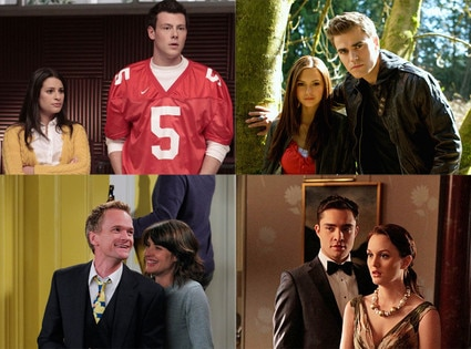Golden Remotes TV Couples