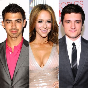 Joe Jonas, Josh Hutcherson, Jennifer Love Hewitt