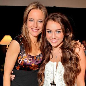 Miley Cyrus, Kelly Preston