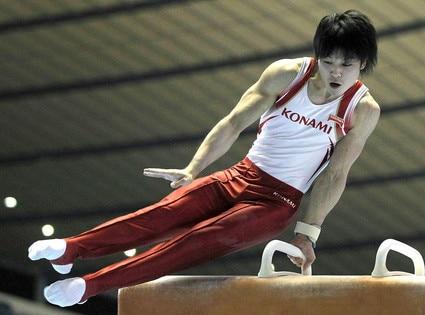 Olympics, Olympians to Watch, Kohei Uchimura