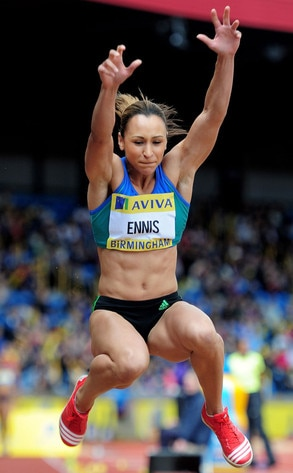 Olympics, Olympians to Watch, Jessica Ennis