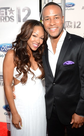 BET Awards, Meagan Good, Devon Franklin