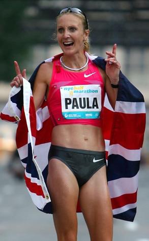 Olympics, Olympians to Watch, Paula Radcliffe