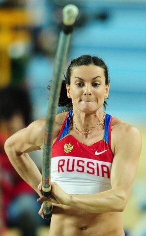 Olympics, Olympians to Watch, Yelena Isinbayeva