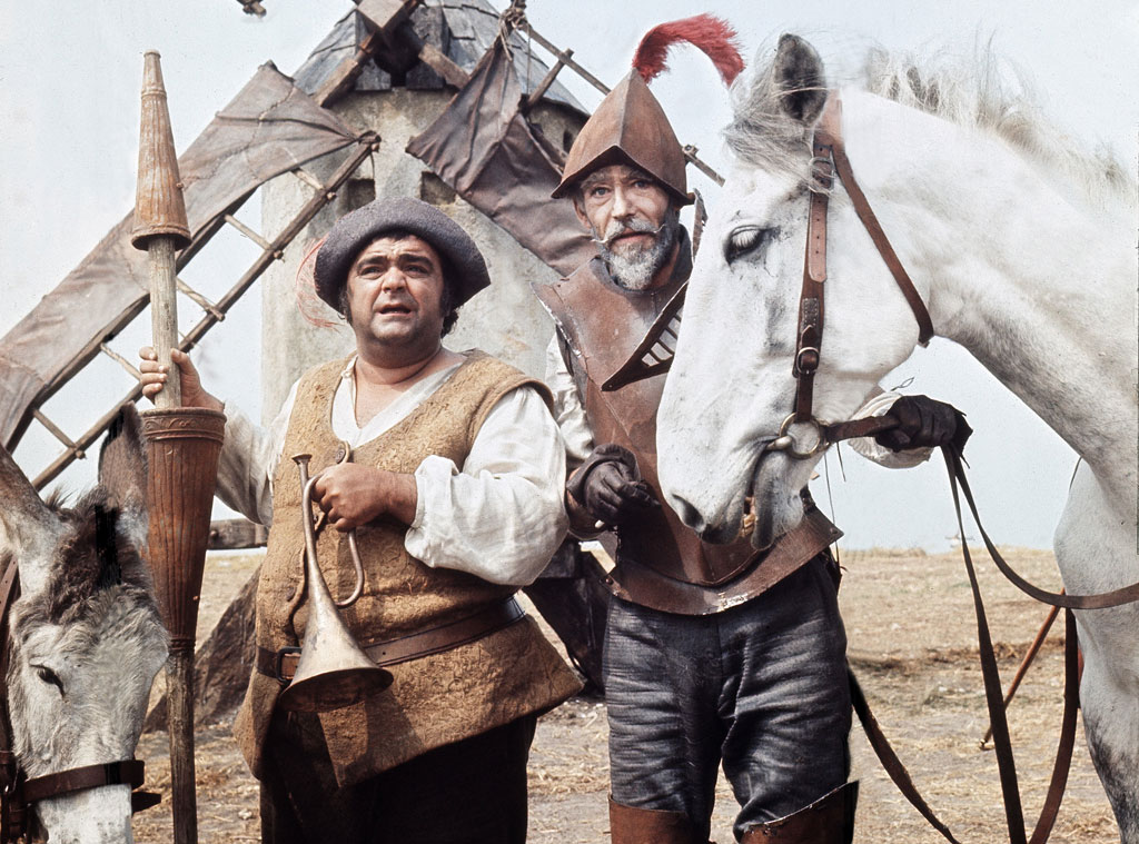 James Coco, Peter O'Toole, Man of La Mancha