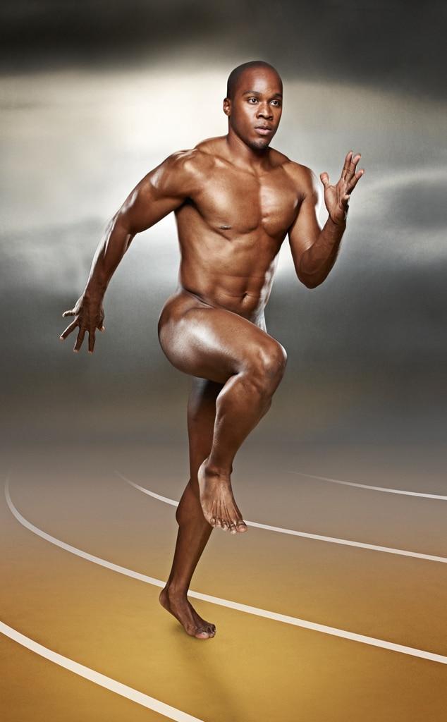 Walter Dix, Naked Athletes, ESPN