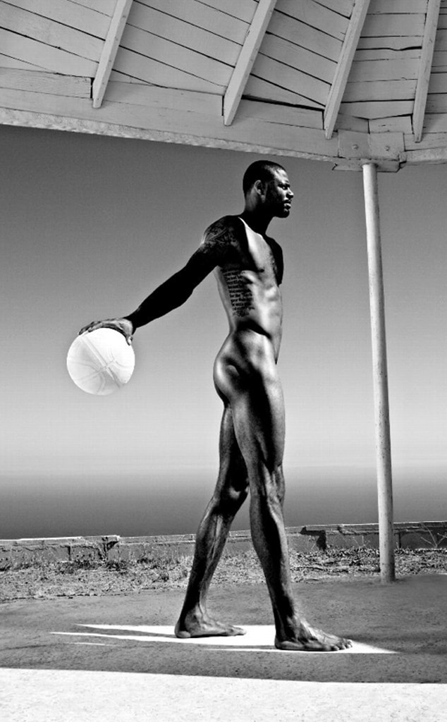 Tyson Chandler, Naked Athletes, ESPN
