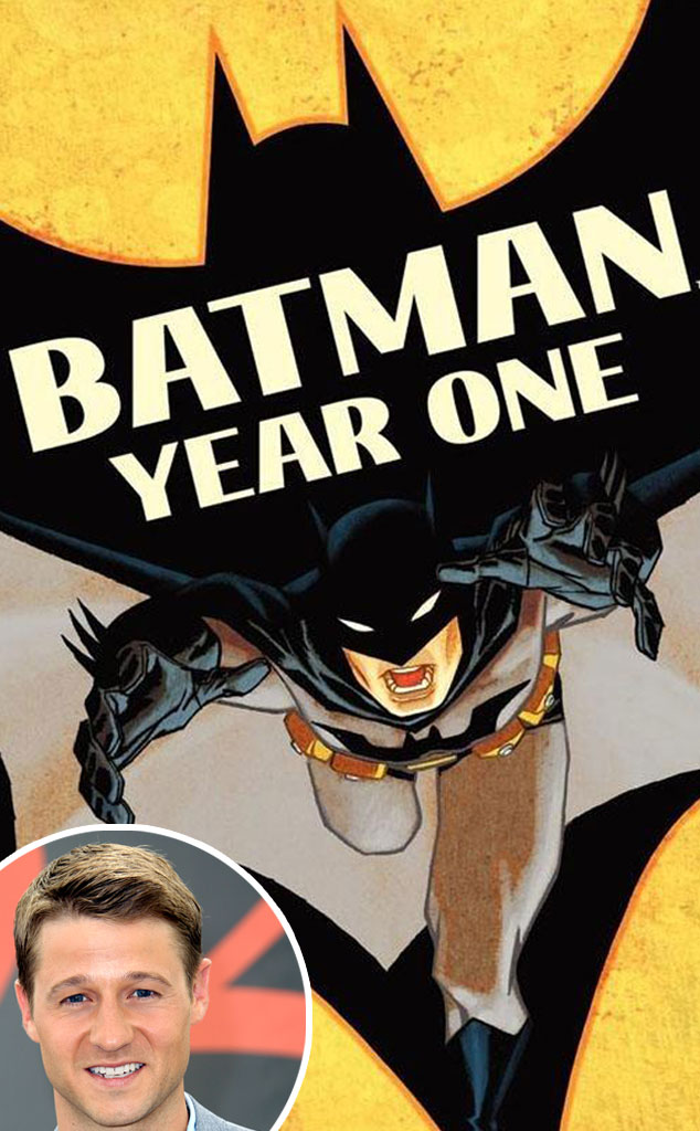 Ben McKenzie, Batman: Year One