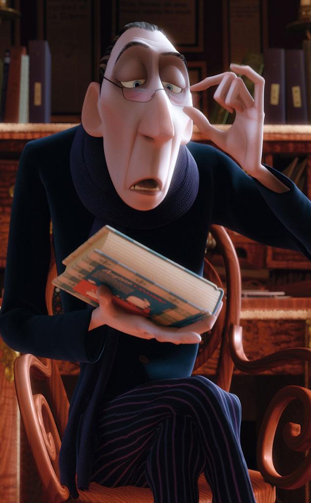 Peter O'Toole, Ratatouille