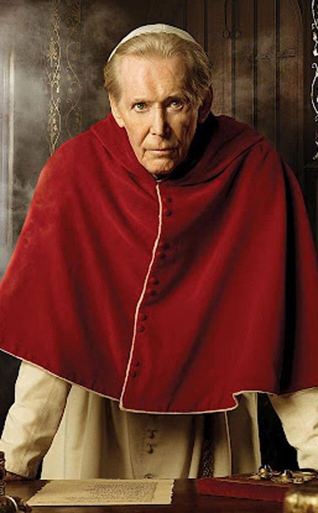 Peter O'Toole, The Tudors