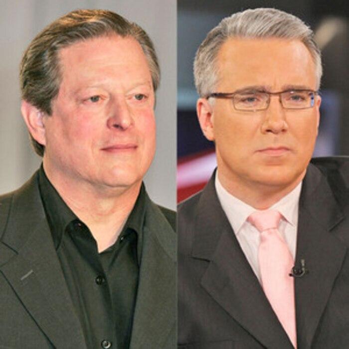 Keith Olbermann, Al Gore