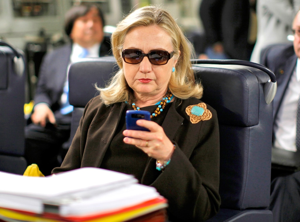 100 Best Things in Pop Culture, Hillary Clinton