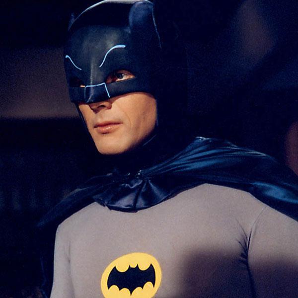Adam West, Batman