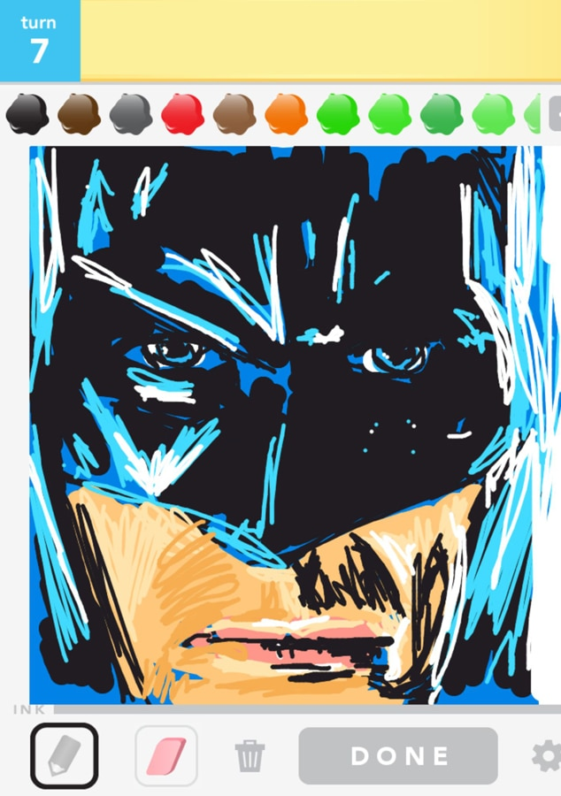 100 Best Things in Pop Culture, Draw Something