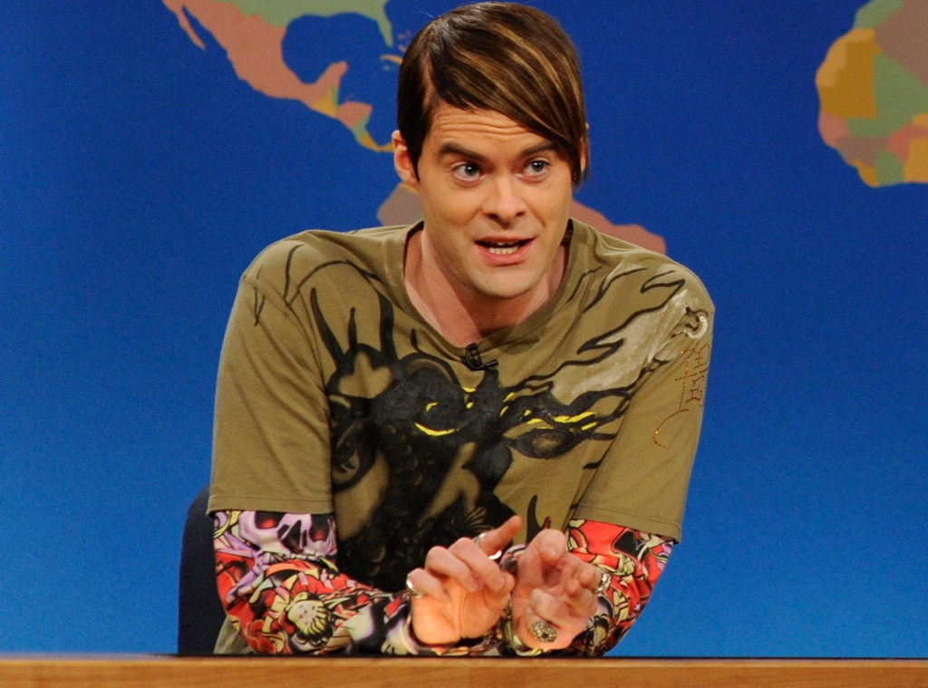Bill Hader, SNL, Saturday Night Live, Best TV Quotes
