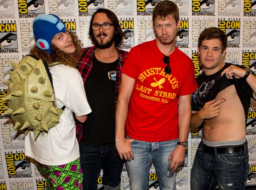 Workaholics, Blake Anderson, Kyle Newacheck, Anders Holm, Adam Devine