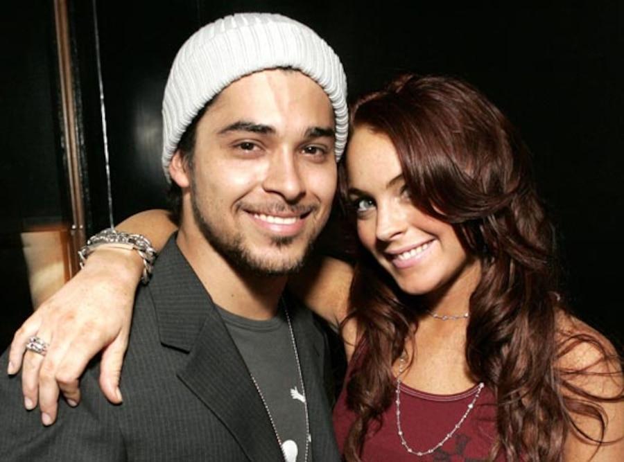 Wilmer Valderrama, Lindsay Lohan