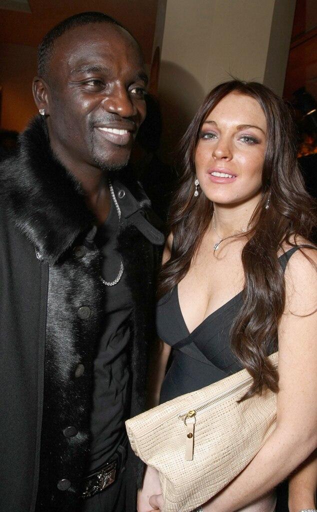 Akon, Lindsay Lohan