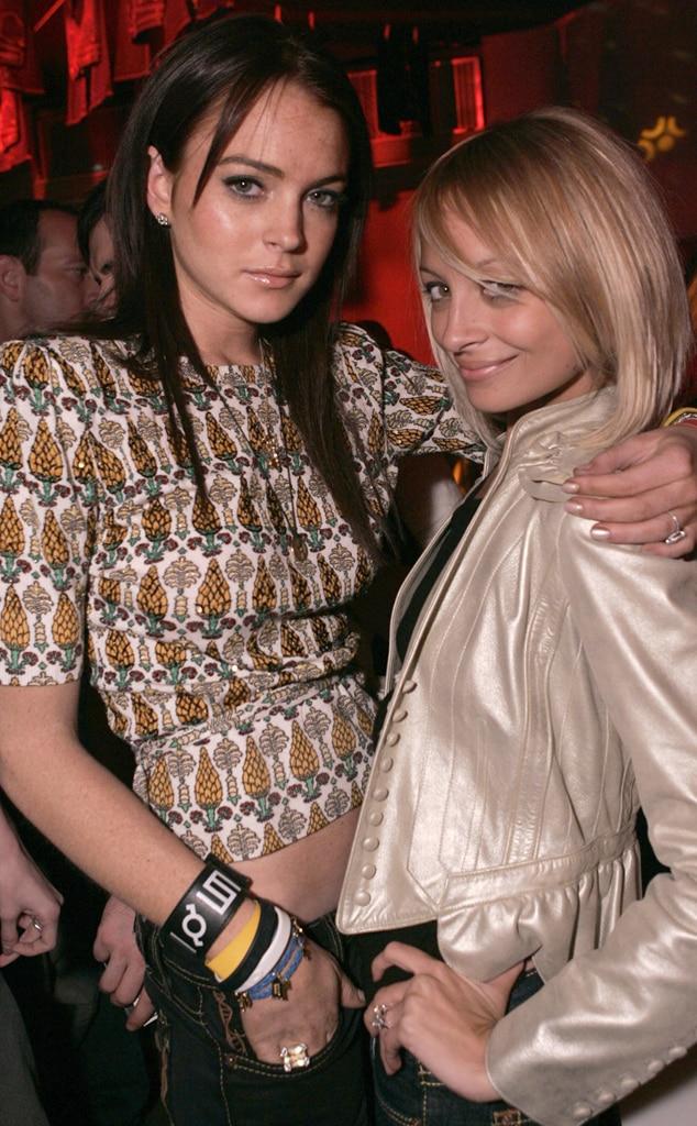 Lindsay Lohan, Nicole Richie