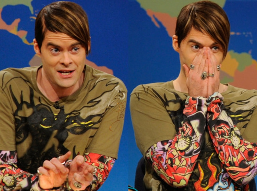 Bill Hader, SNL, Saturday Night Live