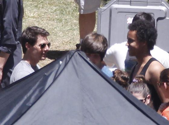 Connor Cruise,Tom Cruise