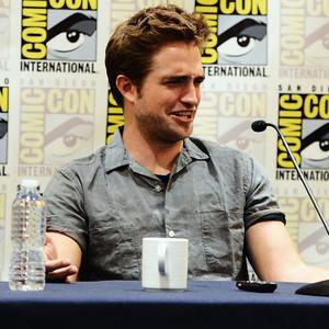 Taylor Lautner, Robert Pattinson, Kristen Stewart, Comic-Con