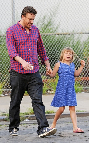 Jason Segel, Matilda Ledger