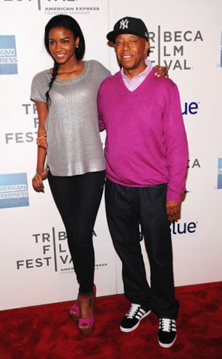 Russell Simmons, Miss Universe 2011 Leila Lopes