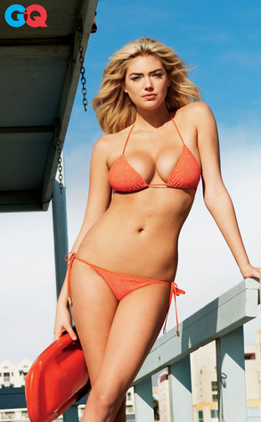 Kate Upton, GQ, Outtake
