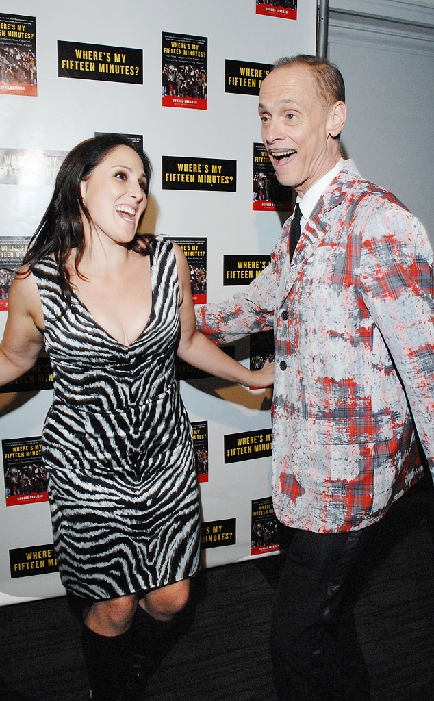 Ricki Lake, John Waters