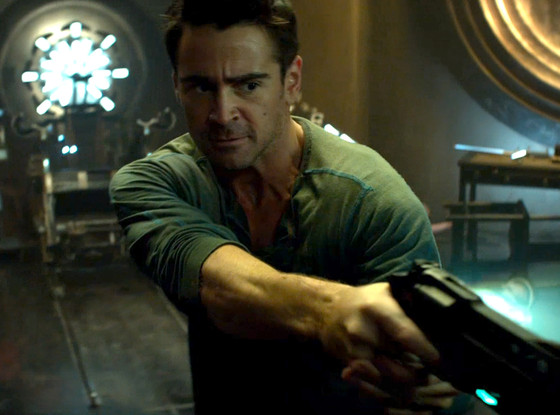 Total Recall, Screen grabs