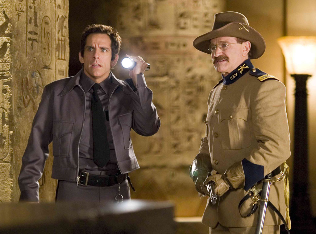 Ben Stiller, Night at the Museum